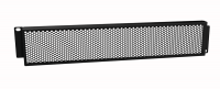 "CAYMON BSG02H 19"" grill security panel - 2HE - with hexagonal perforation"