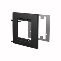 CAYMON CASY052/B CASY in-wall frame - 2 space In-wall frame - Black version