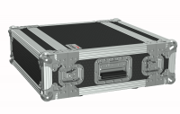 "CAYMON FCX103MK2/B 19"" flightcase - 3HE - 360mm depth - 19"" mounting profile on front & rear Black version - 19"" mounting profile on front & rear"