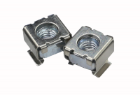 CAYMON KM500 M5 cage nut for 0.5 - 2.0 mm plate thickness