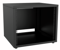 "CAYMON PR209/B 19"" rack cabinet - 9 units - 500mm depth Black"