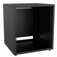 "CAYMON PR212/B 19"" rack cabinet - 12 units - 500mm depth Black"
