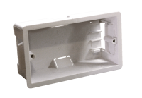AUDAC WB50/FG Flush mount box for AUDAC wallpanel, hollow wall
