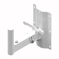 CAYMON WLB25/W Speaker wall mount bracket - 35mm pole - 250mm, bílý